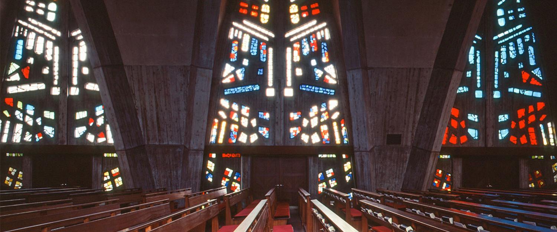 立教高校聖ポール教会