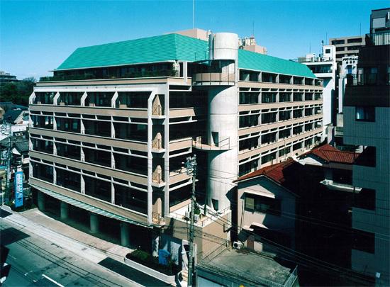 古川橋病院 および 老人保健施設「ルネサンス麻布」