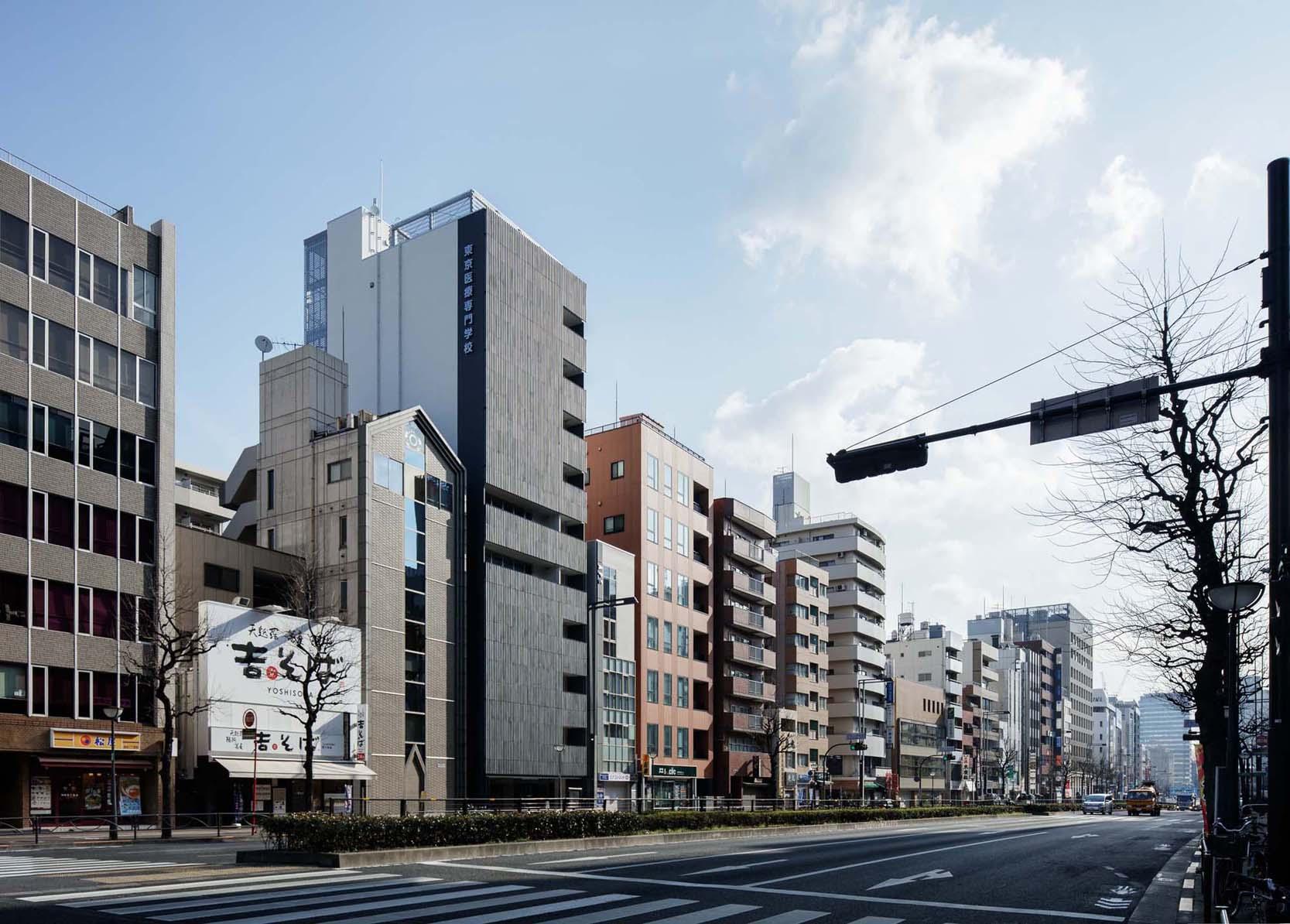 東京医療専門学校5号館