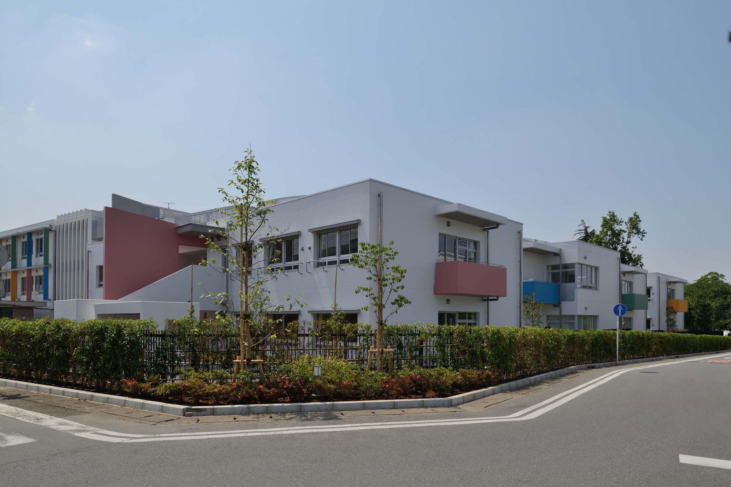 川崎市中央療育センター・入所棟