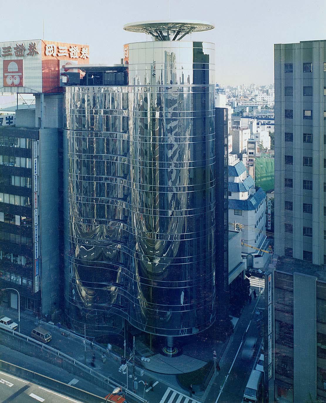 日本システムウエア本社ビル