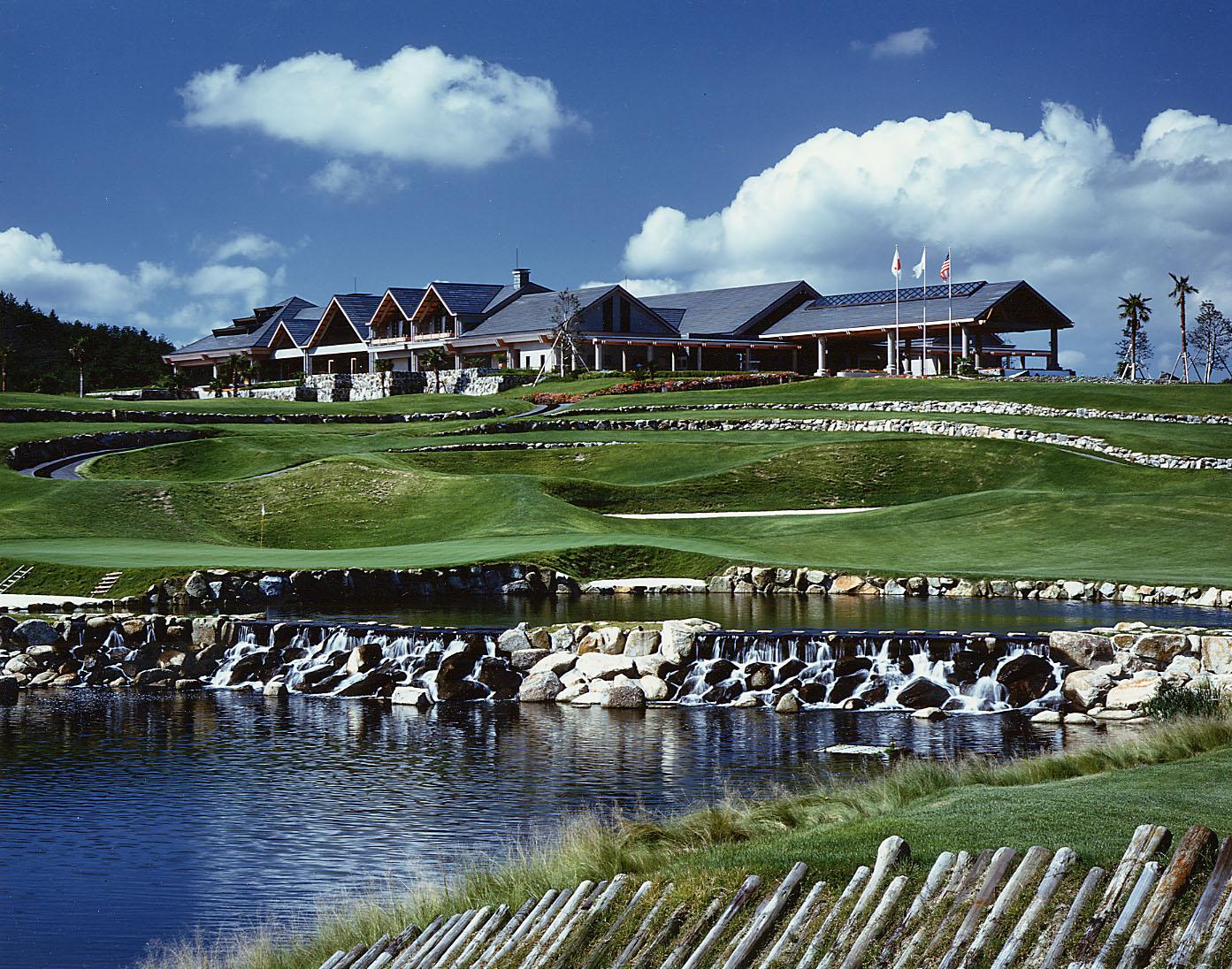 セントレイクスゴルフ倶楽部 クラブハウス