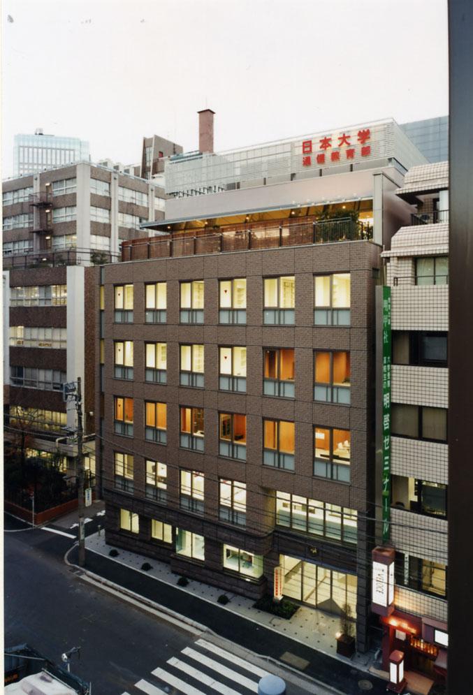 日本大学通信教育部本館